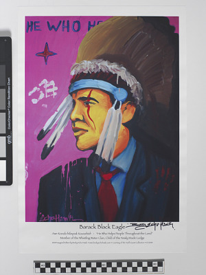 Barack Black Eagle