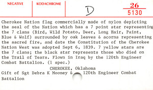 images for Flag of the Cherokee Nation-thumbnail 2