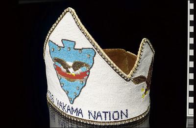 Miss Yakama Nation Crown (replica)