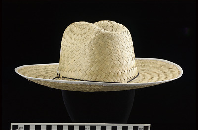 Hat for Priest outfit for the festival of St. John