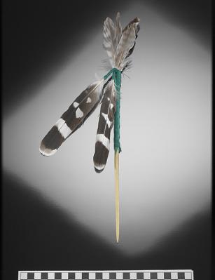 Prayer stick/Prayer wand