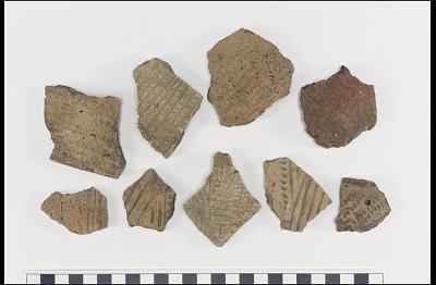 Vessel fragment/Potsherd