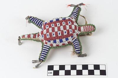 Umbilical amulet