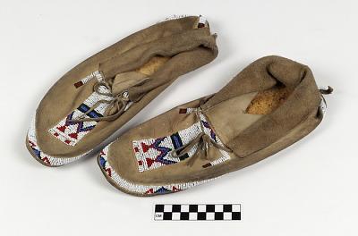 Man's moccasins