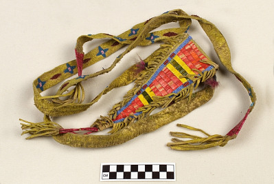 Belt and bag