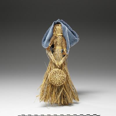 Salt Grass Lady