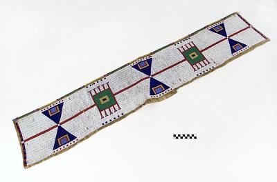 Cradleboard cover part/fragment