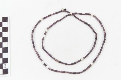 Wampum string