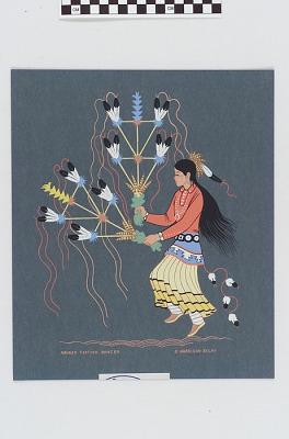 Navajo Feather Dancer