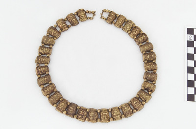Necklace of human figures