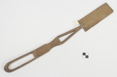 Stirring paddle