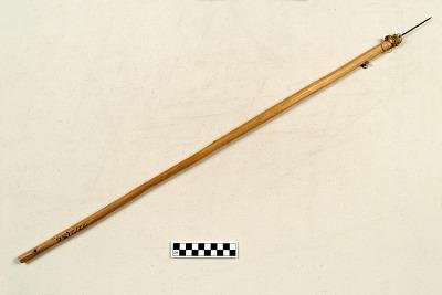 Spear model/miniature