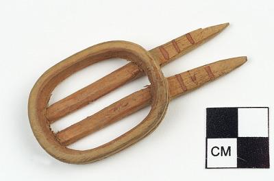 Rope holder/spool