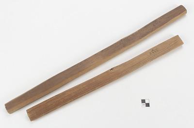 Canoe strut/spreader