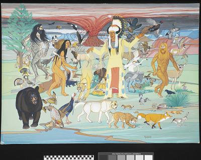 The Cheyenne Creation