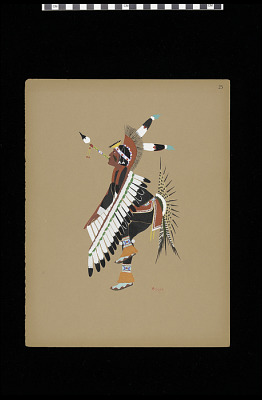 Eagle Dance (Plate 25)
