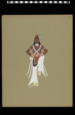 Medicine Dance (Plate 27)