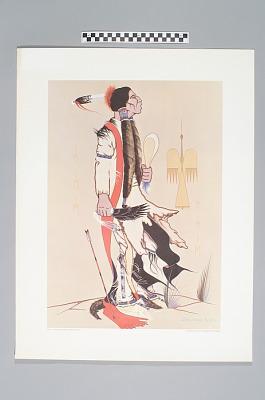 Pukutsi - Comanche Dog Soldier