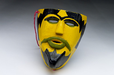 Pichilingue mask