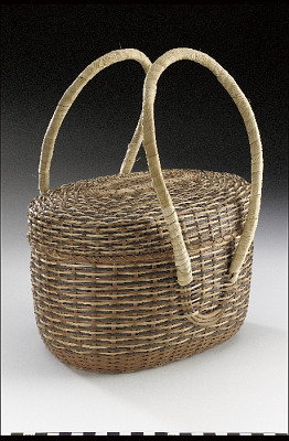 Basket handbag/purse