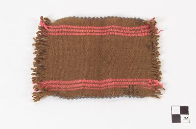 Doll's blanket