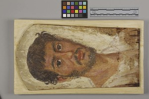 images for Encaustic Portrait, Mummy-thumbnail 3