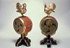 thumbnail for Image 12 - A Pair Of Temple Drums