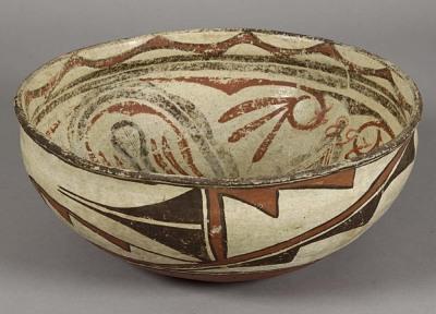 Earthenware Vessel, Bowl