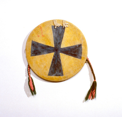 Peyote Or Mescal Shield