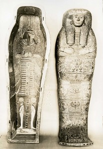 images for Outer Coffin & Lid Of Tentkhonsu-thumbnail 7