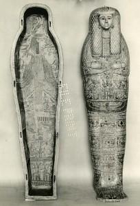 images for Inner Coffin & Lid Of Tentkhonsu-thumbnail 89