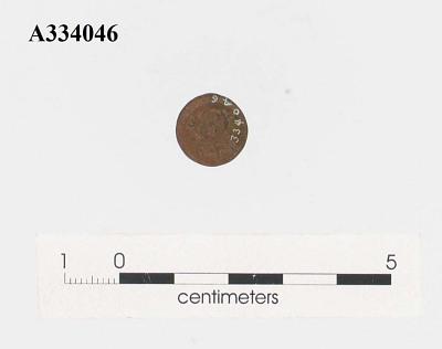 Bronze Coin, Alexander Jannaeus, King Of Judea (copy)