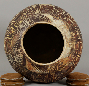 images for Earthen Vase.-thumbnail 8