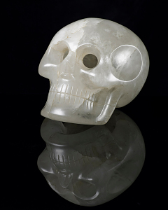 images for Skull, carved rock crystal-thumbnail 2