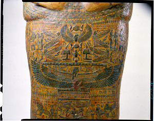images for Outer Coffin & Lid Of Tentkhonsu-thumbnail 4