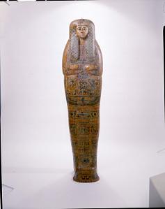 images for Inner Coffin & Lid Of Tentkhonsu-thumbnail 11