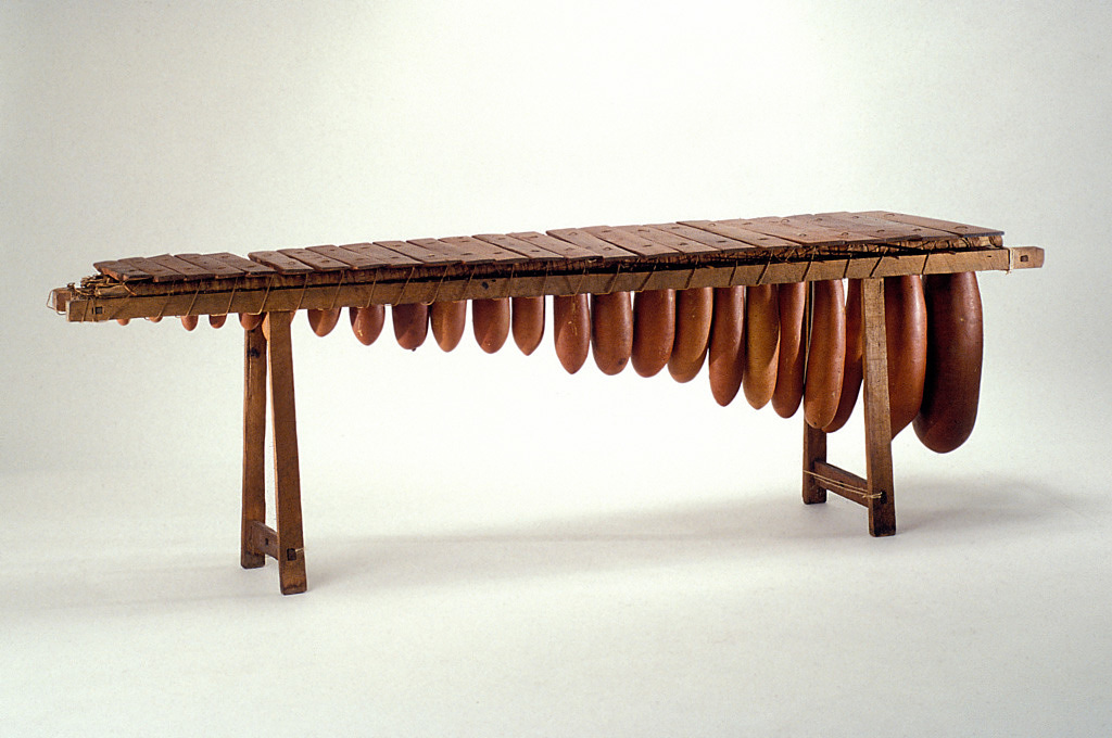 Image 1 for Gourd Marimba Or Indian Xylophone