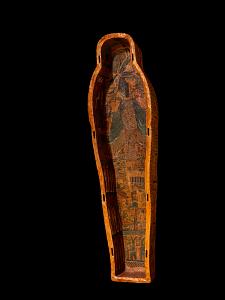 images for Inner Coffin & Lid Of Tentkhonsu-thumbnail 5