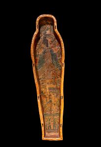 images for Inner Coffin & Lid Of Tentkhonsu-thumbnail 9