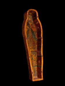 images for Inner Coffin & Lid Of Tentkhonsu-thumbnail 10
