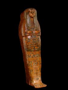 images for Inner Coffin & Lid Of Tentkhonsu-thumbnail 4