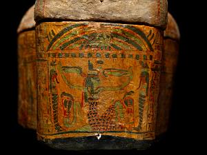 images for Inner Coffin & Lid Of Tentkhonsu-thumbnail 13