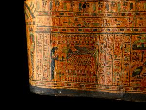 images for Inner Coffin & Lid Of Tentkhonsu-thumbnail 14