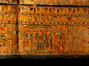 images for Inner Coffin & Lid Of Tentkhonsu-thumbnail 16