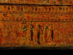 images for Inner Coffin & Lid Of Tentkhonsu-thumbnail 17
