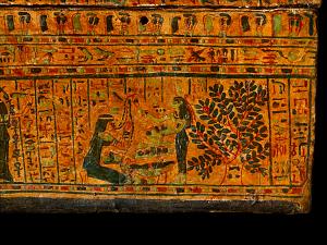 images for Inner Coffin & Lid Of Tentkhonsu-thumbnail 19
