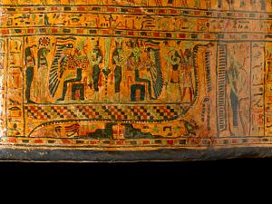 images for Inner Coffin & Lid Of Tentkhonsu-thumbnail 21