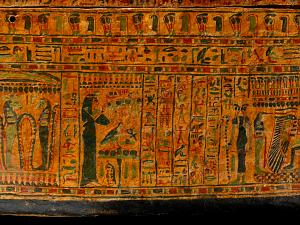 images for Inner Coffin & Lid Of Tentkhonsu-thumbnail 23