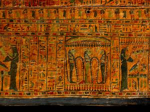 images for Inner Coffin & Lid Of Tentkhonsu-thumbnail 24