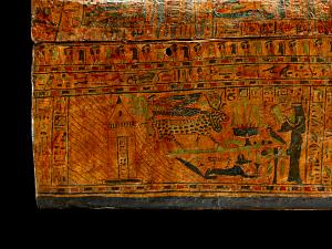 images for Inner Coffin & Lid Of Tentkhonsu-thumbnail 25